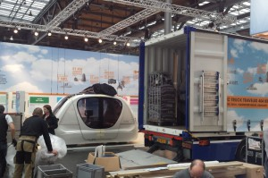 Hannover Trip Lossen Messe